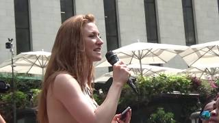 getlinkyoutube.com-Topless Parade in New York Part III filmed on Sunday August 23, 2015
