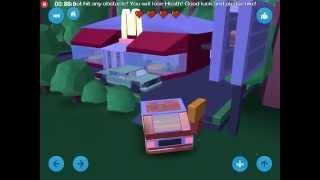getlinkyoutube.com-[Blocksworld HD] McDonald Driveway by Freddy Fazbear.