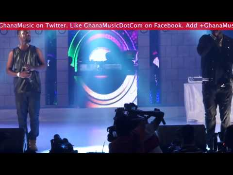 Sarkodie & Castro Performing at Ghana Meets Naija @Sarkodie @CastroDestroyer