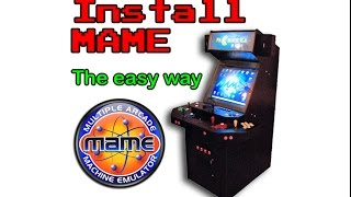 getlinkyoutube.com-How to install MAME the easy way