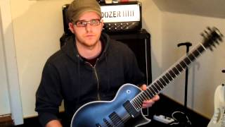 ESP ECLIPSE II **** 7 STRING**** Review width=