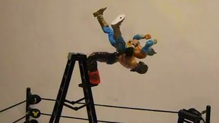 getlinkyoutube.com-JWS - Extreme Rules - Part 1- John Morrison vs Sin Cara