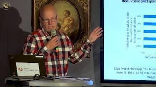 Fossilfrihet  - Magnus Nilsson, miljökonsult och klimatpolitisk analytiker