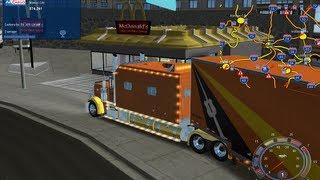 getlinkyoutube.com-▀▄▀ 18 Wheels of Steel Truck & Trailer Mods. WATCH IN HD 18 WOS ✌