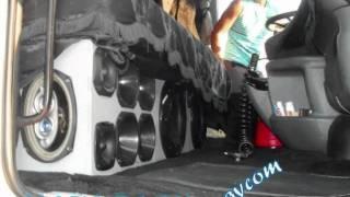 getlinkyoutube.com-Camioneiro loucos, ao som do  funk na madrugada