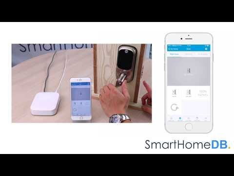 HOW-TO: Pair and Connect your Samsung SmartThings Hub with a Yale Z-Wave Lock