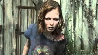 getlinkyoutube.com-The walking dead-Barn scene