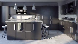 getlinkyoutube.com-Creating Kitchens with RailClone