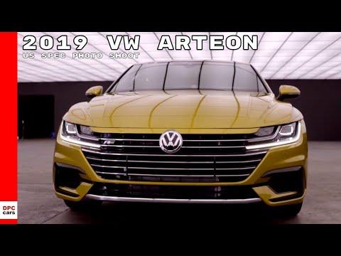 2019 VW Arteon Photo Shoot - Volkswagen