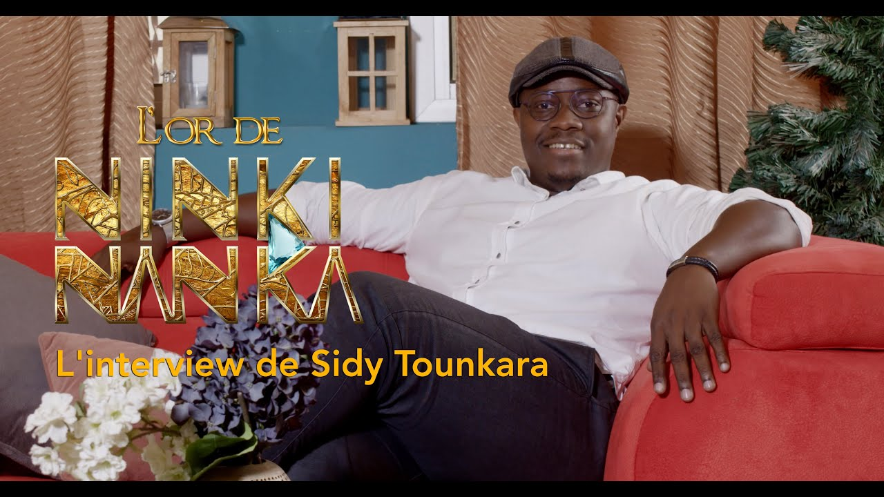 L'interview de Sidy Tounkara   Ninkinanka