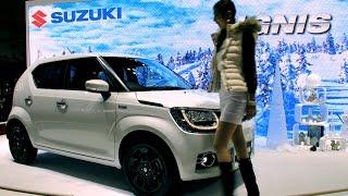 SUZUKI IGNIS | スズキ・イグニス(市販予定モデル)