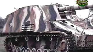 getlinkyoutube.com-Бронетехника Второй Мировой Войны: Немецкие САУ и Истребители Танков (2009) фильм