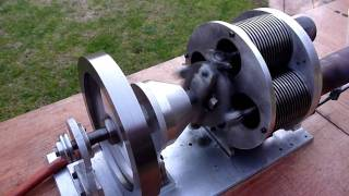 getlinkyoutube.com-Stirling Cycle Engine Larger