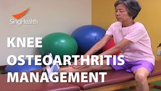getlinkyoutube.com-Knee Osteoarthritis and Physiotherapy Management - SingHealth Healthy Living Series