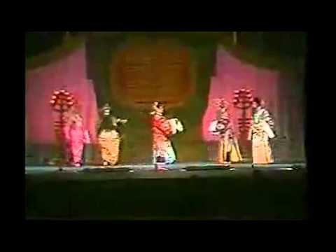 Cantonese Opera 广东粤剧院演出 《刁蛮公主》- 1984新加坡人民剧场演出实况录影
