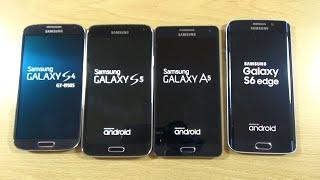getlinkyoutube.com-Samsung Galaxy S6 Edge VS A5 VS S5 VS S4 - Speed Test!