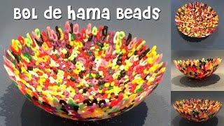 getlinkyoutube.com-Bol o cuenco de hama beads