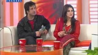 getlinkyoutube.com-Apna Channel - Apna Morning With Rambo and Sahiba Guest Faisal Qureshi Part-3