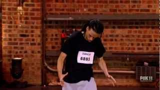 getlinkyoutube.com-SYTYCD S09E01 - Hampton Williams 'Exorcist Style' (Full Audition)