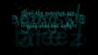 getlinkyoutube.com-Cradle of Filth - Frost on her Pillow Lyrics