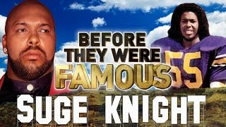 SUGE-KNIGHT-Before-They-Were-Famous-BIOGRAPHY width=