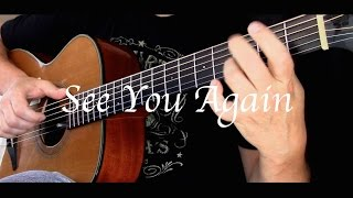 getlinkyoutube.com-Wiz Khalifa - See You Again ft. Charlie Puth - Fingerstyle Guitar