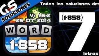 getlinkyoutube.com-4 Fotos 1 Palabra Todas las soluciones de 7 letras 1-858 HD nuevo