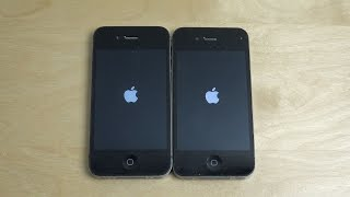getlinkyoutube.com-iPhone 4S Official iOS 9 vs. iPhone 4 iOS 7 - Which Is Faster?
