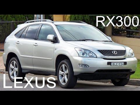 Пневмоподвеска Lexus RX300 - нужна ли замена на пружины?