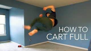 Learn How to: Cart Full Inside the House