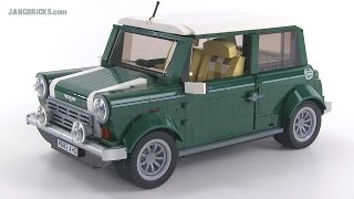 getlinkyoutube.com-LEGO Creator 10242 Mini Cooper Mk. VII set Review!