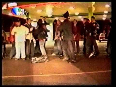 RSA [Ritmas, seksas ir alus]- ok Hip-Hop (90'j video klipas)
