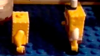getlinkyoutube.com-Lego/Mega bloks spongebob Crossover