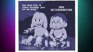 getlinkyoutube.com-[Undertale] Flirting always wins (Comic dub)