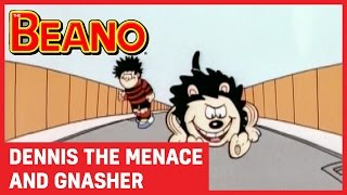 getlinkyoutube.com-Dennis the Menace and Gnasher | Beano All Stars