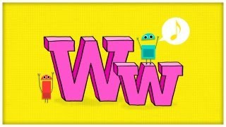 "getlinkyoutube.com-ABC Song: The Letter W, ""Wonderful W"" by StoryBots"