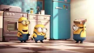 getlinkyoutube.com-Nestle Koko Krunch | Watch the Minions get up to their usual mischief!