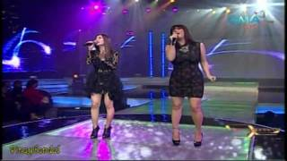 Sa Aking Pag-Iisa/MY ALL - Regine Velasquez & Kyla [HD]