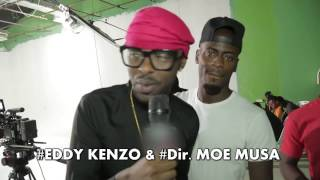 getlinkyoutube.com-JAMBOLE REMIX EDDY KENZO ft. KCEE [BEHIND THE SCENES]