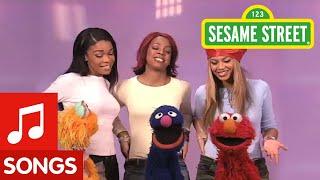 "getlinkyoutube.com-Sesame Street: ""A New Way to Walk"" with Destiny's Child"