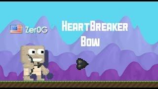 getlinkyoutube.com-Growtopia Creating (HeartBreaker Bow!)