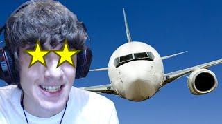 getlinkyoutube.com-COME DIROTTARE UN AEREO!! :D - Infiltrating the Airship