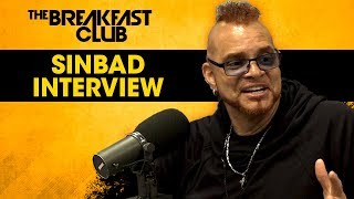 Sinbad On Mo'Nique, His Distaste For Justin Timberlake + More width=