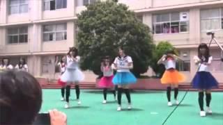 getlinkyoutube.com-m's【ラブライブ!メドレー】@2015/06/06清流館高校文化祭