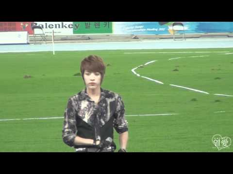 120516 Daegu Championships Meeting 2012 Nothing's Over (Seongyeol fancam)