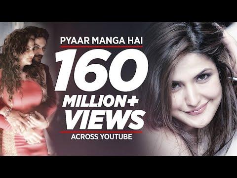 PYAAR MANGA HAI Video Song . Zareen Khan,Ali Fazal .Armaan Malik, Neeti Mohan