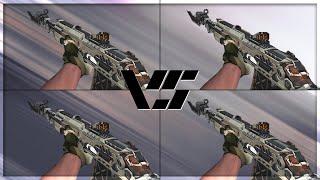 getlinkyoutube.com-CrossFire 2.0 : AN-94 KNIFE SPACESHIP vs (VVIP) Weapons [Comparison]