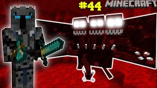 getlinkyoutube.com-Minecraft: 3 HEADED DEMON CHALLENGE [EPS7] [44]