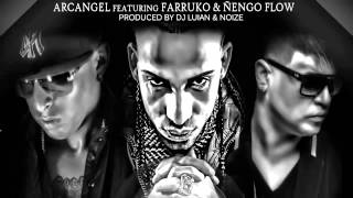 getlinkyoutube.com-Ñengo Flow Ft Arcangel, Farruko - Los Menores (ORIGINAL)