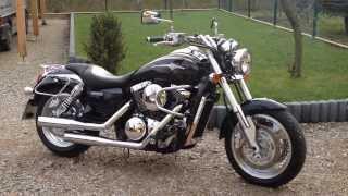 getlinkyoutube.com-Motorrad An und Verkauf - Kawasaki VN 1500 Mean Streak mit Vance & Hines - Moto-Top